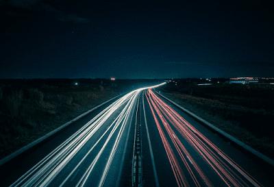 Waktu yang tepat untuk foto long exposure siksa kamera