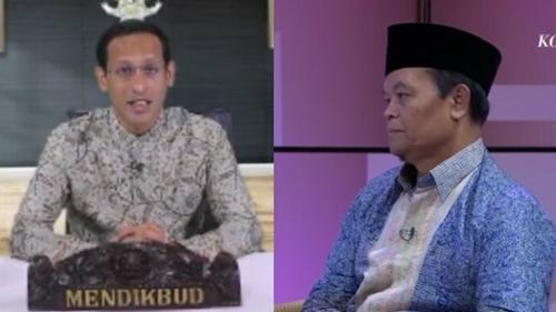 Lawan Radikalisme, Eko Kuntadhi Nilai Ada Konspirasi untuk Lengserkan Nadiem