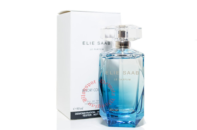 Elie Saab Resort Collection Tester Perfume