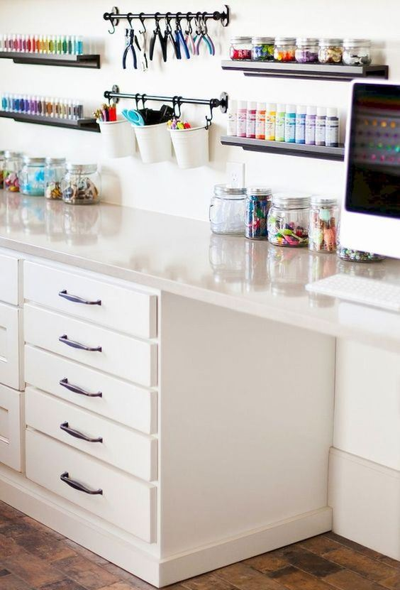 Awesome Craft Room Design