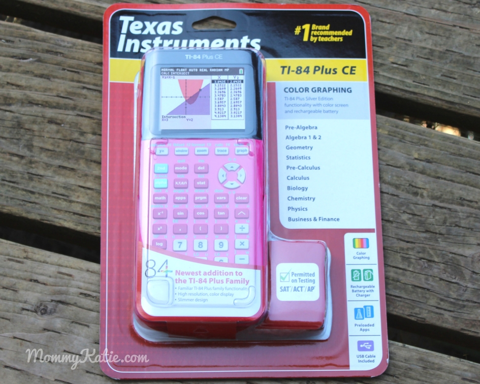591b58d837 Giveaway Go Back to School with Texas Instruments