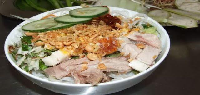 Bún thịt Heo - Đà Nẵng
