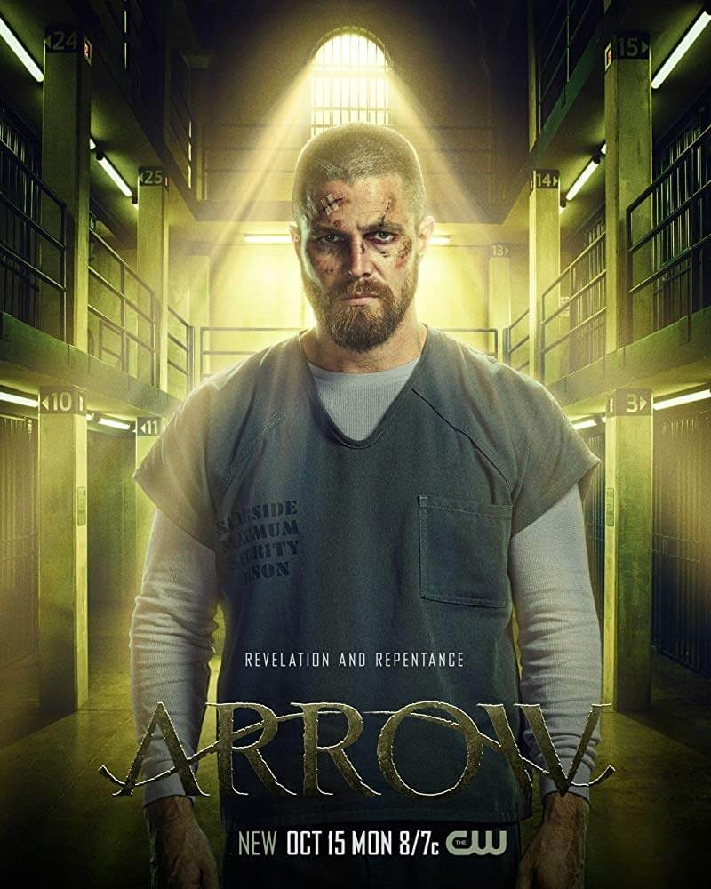 Arrow Temporada 1 Latino MEGA