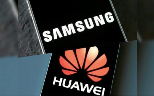 Samsung tops handset sales in August widening the gap with Huawei