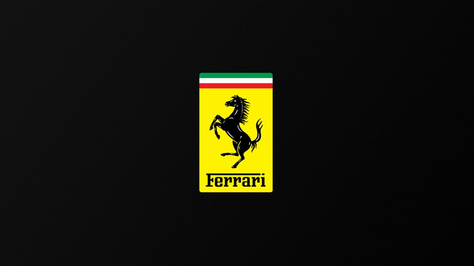 Ferrari Logo Hd Wallpaper Download
