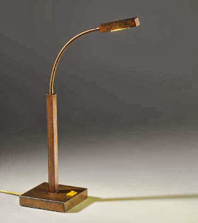 Lampara Pie Led Candeeiro, lampara led, lampara laton, lampara decoracion