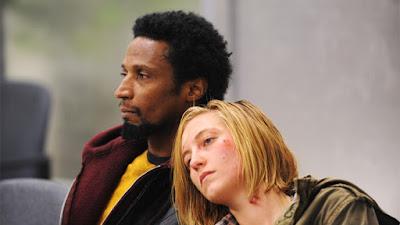 La pareja de drogadictos involucrados en el asesinato