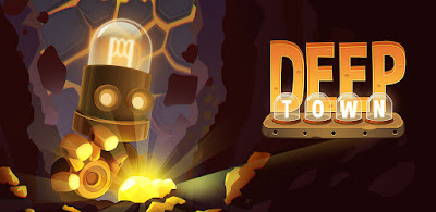 Deep Town: Mining Factory (MOD, Unlimited Money) APK Download