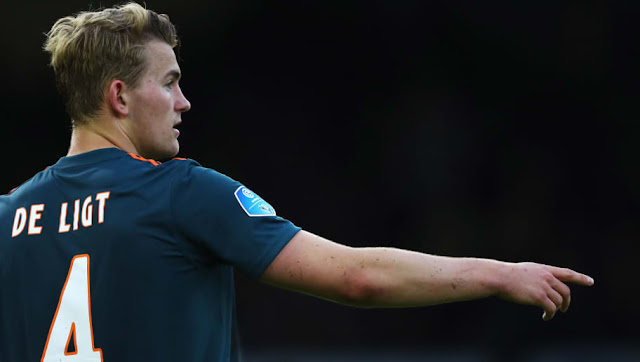 La raison qui compromet un transfert de Matthijs de Ligt au Barça
