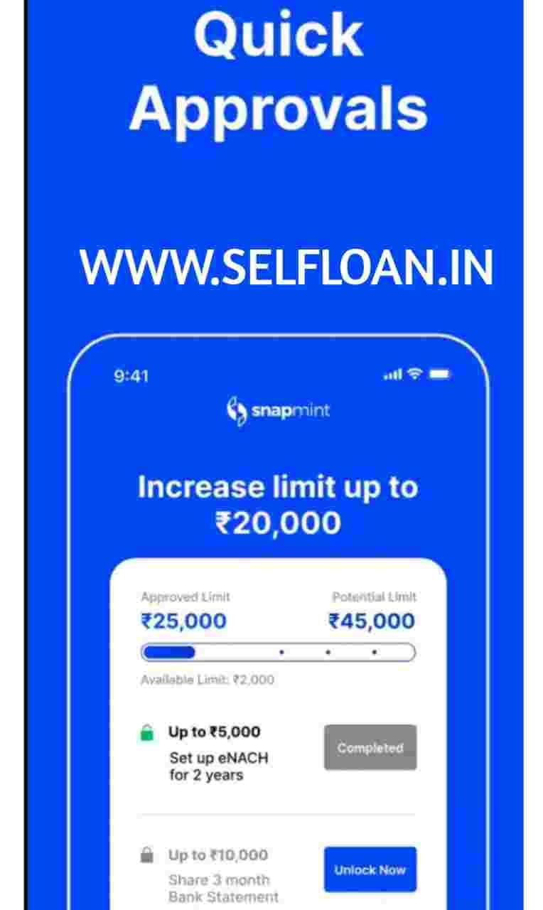 Sanpmint Loan App Review