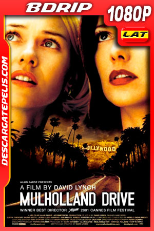 Mulholland Drive (2001) REMASTERED 1080p BDrip Latino – Ingles