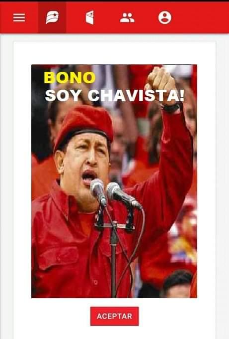 """Anuncian Asignación """"Bono Soy Chavista"""""""
