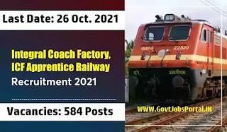 ICF Recruitment 2021