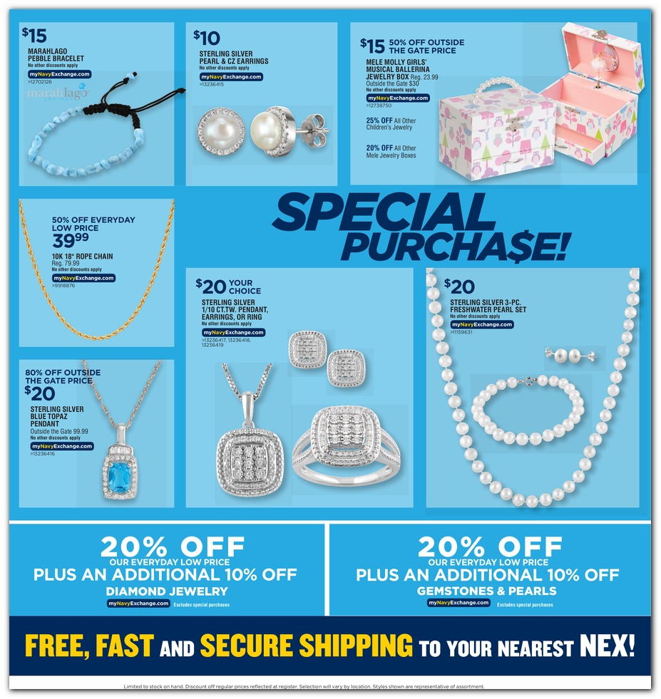 Navy Exchange Black Friday 2019 page 36