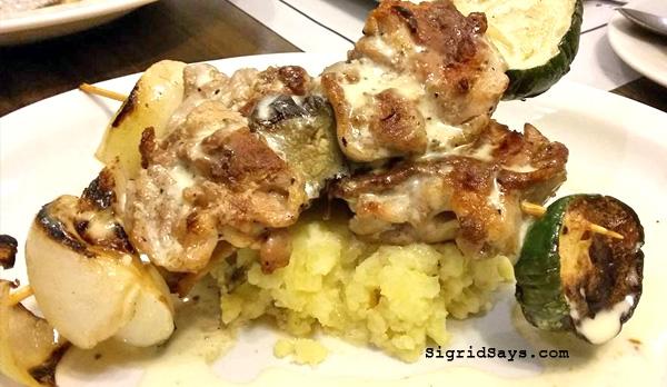 Delicioso - Bacolod restaurant - chicken souvlaki - Bacolod blogger - Bacolod deli - Bacolod wine store
