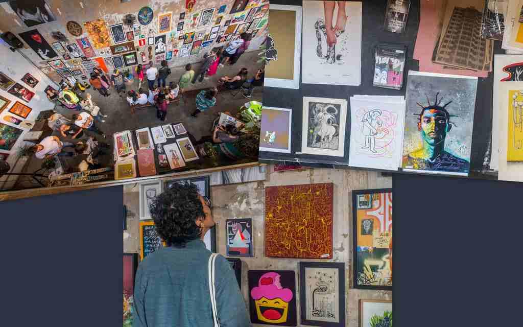Belo Horizonte receberá a 5a edição do CURA - Circuito Urbano de Arte