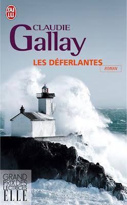 Les déferlantes Claudie Gallay - Roman - Critique - Culture - Lecture - Miss Blemish