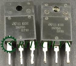 3n150%2Bcopy%25281%2529 Bán 3N150, STFW3N150 Mosfet nguồn kênh N 2.5A 1500V tháo máy