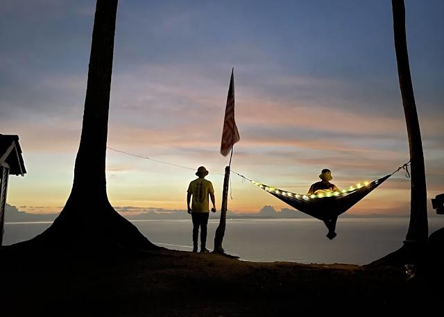 paragliding besut