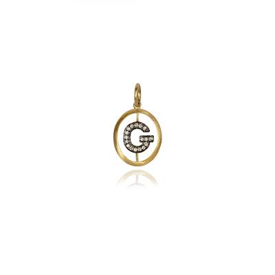 Annoushka Alphabet G Pendant