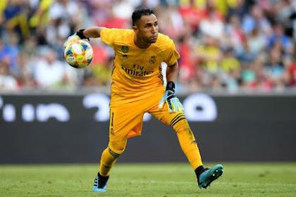Nasib Navas Diusir Setelah Ikut Menyumbangkan 3 Trofi Liga Champions Buat Real Madrid
