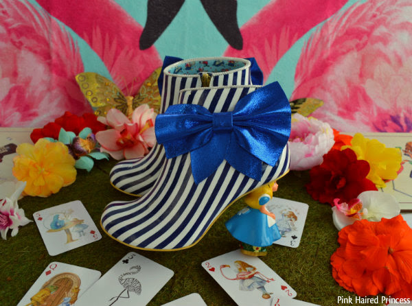 irregular choice alice who in the world am i? boots