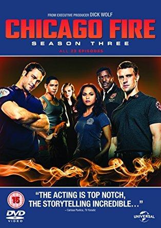 Série Chicago Fire - Heróis Contra o Fogo - 3ª Temporada Legendada 2014 Torrent