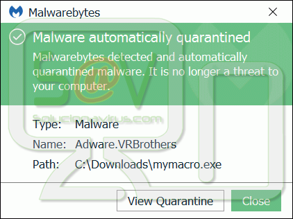Adware.VRBrothers