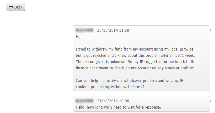 Pengalaman seorang forex trader
