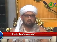 Akhirnya Habib Taufiq Assegaf kasih Pencerahan soal Nusron Wahid dan Ahok