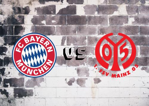 Bayern München vs Mainz 05  Resumen y Partido Completo