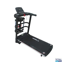 treadmill elektrik multifungsi