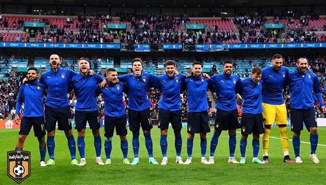 إيطاليا لنهائي اليورو 2020 بعد الفوز ضد إسبانيا في إنتظار الفائز من إنجلترا والدنمارك