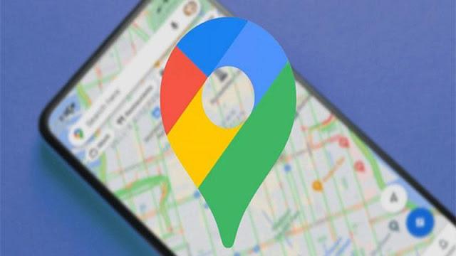 Cara daftar alamat di Google Map