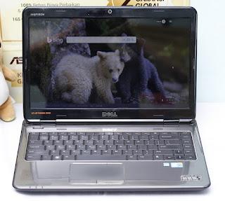 Dell Inspiron N4010 Core i3 - Laptop Bekas