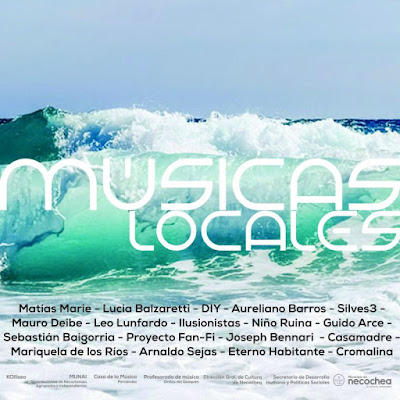 ciclo de musica local en Necochea