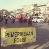 Satlantas Polrestabes Gowa, Gelar Sosialisasi Pada Pengendara Jelang OPS Patuh 2019