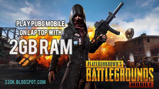 Cara Memainkan Game PUBG Mobile di PC/Laptop RAM 2GB - WandiWeb