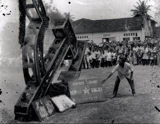 Latar Belakang Pemberontakan PKI Madiun 1948 Beserta Sejarahnya