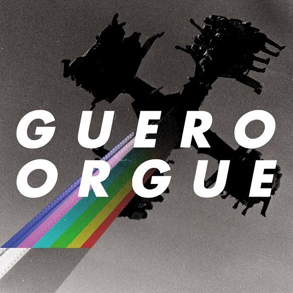 Le premier EP de Robin Pagès, alias Guero, s'intitule Orgue