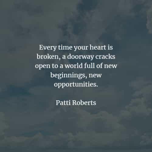 Heartbreak quotes and famous broken heart sayings