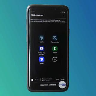 Samsung Tryb Awaryjny Jak wygląda?
