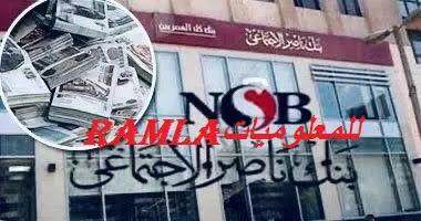 قروض بنك ناصر الأجتماعى