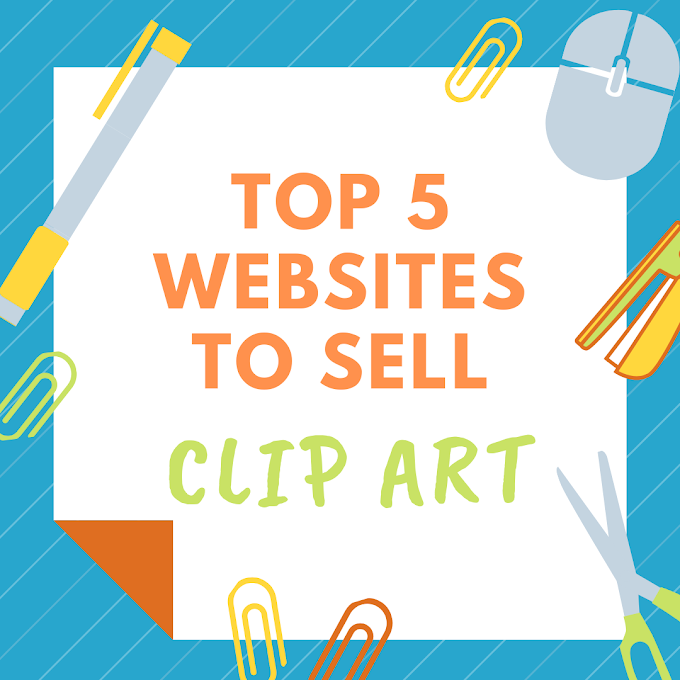Top 5 Websites To Sell Clipart