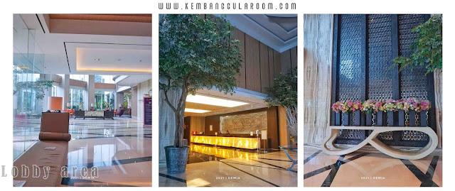 Staycation di Hotel Bintang 5 Crown Plaza Bandung