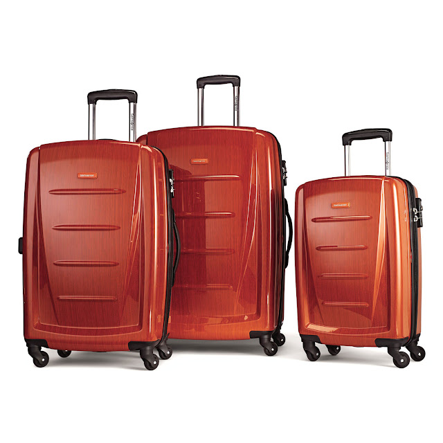 Samsonite 3 Piece Spinner Luggage Set