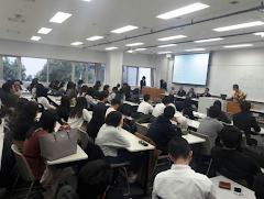 Nasehat Kemenag Untuk Mahasiswa Studi Kebijakan di Universitas Chuo Jepang