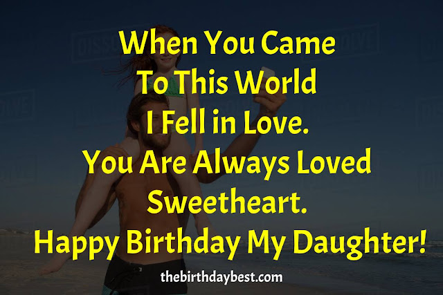 Heartwarming Birthday Wishes for a Daughter