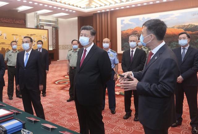 Ο Πρόεδρος Xi εγκαινιάζει την ιστορική εκκαθάριση ενάντια στο «βαθύ κράτος» της Κίνας