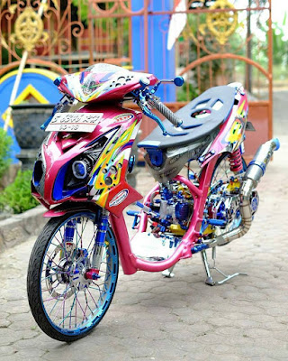 Yamaha Mio Soul Ala Racing Lookstye